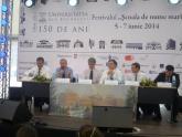 Caravana EUB, 150 de ani de existenta a Universitatii Bucuresti, 5-7 iunie 2014
