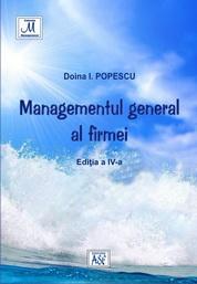 Managementul general al firmei, Editia a IV-a