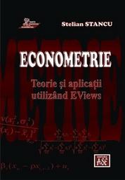 Econometrie. Teorie si aplicatii utilizand EViews