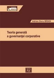 Teoria generala a guvernantei corporative
