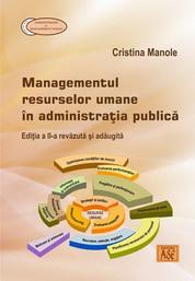 Managementul resurselor umane in administratia publica (editie revizuita si adaugita)