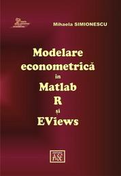 Modelare econometrica in Matlab, R si EViews