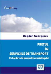 Pretul in serviciile de transport. O abordare din perspectiva marketingului
