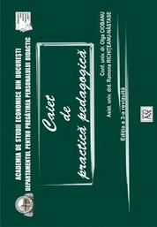 Caiet de practica pedagogica, editia a III-a revizuita