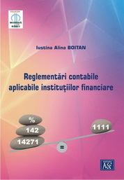 Reglementari contabile aplicabile institutiilor financiare