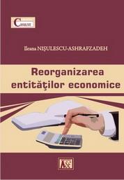 Reorganizarea entitatilor economice