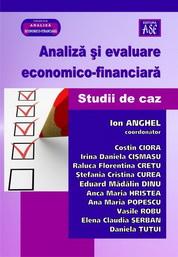 Analiza si evaluare economico-financiară. Studii de caz