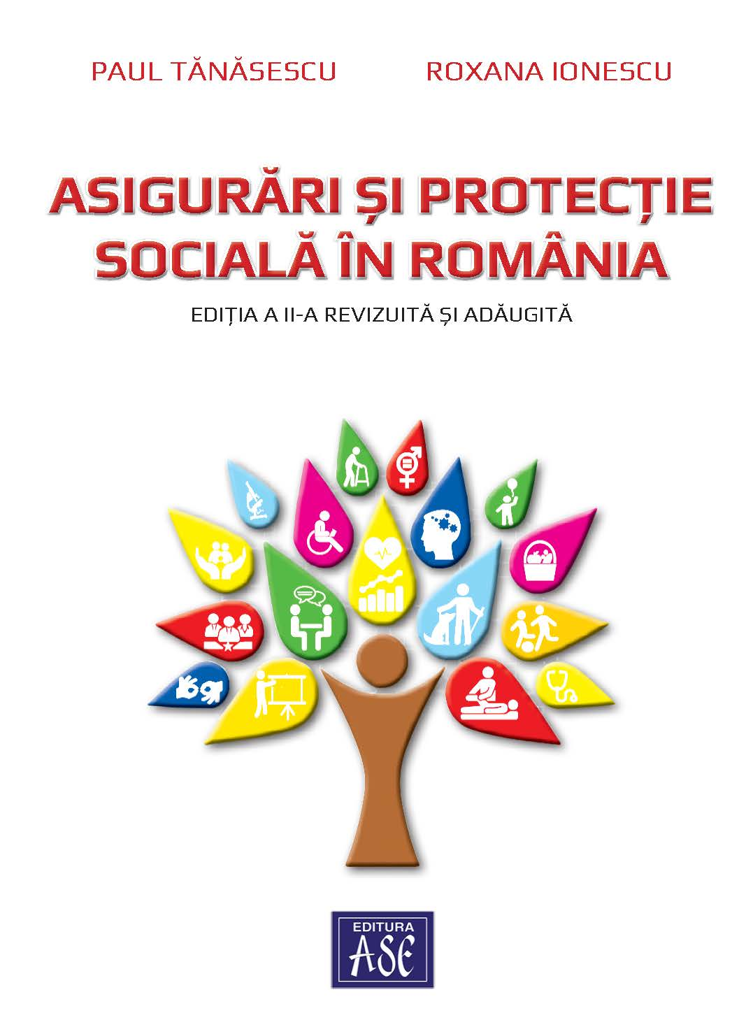 Insurance and Social Protection in Romania, 2nd edition revised and added