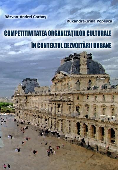 The cultural organizations competitiveness in the context of urban development