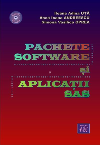 Pachete software si aplicatii SAS