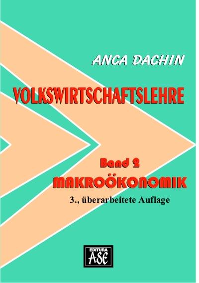 Volkswirtschaftslehre, Band 2: Makroökonomik (Economie, volumul 2: Macroeconomie)