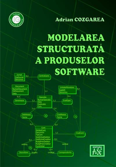Structured modeling of the software