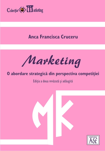 Marketing. A strategic approach to the competition perspective. Second edition