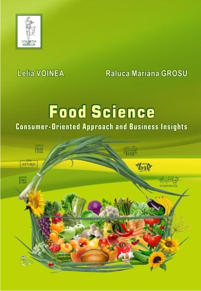 Food science. Consumer-oriented approach and business insights