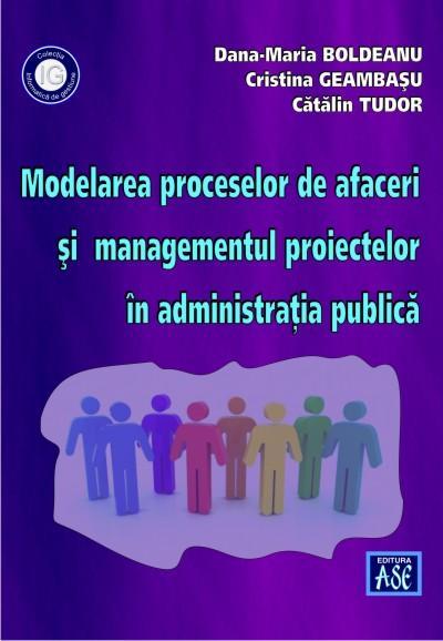 Business Process Modeling and Project Management in Public Administration