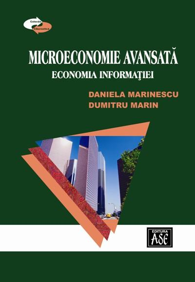 Advanced Microeconomics.Economy of  Information
