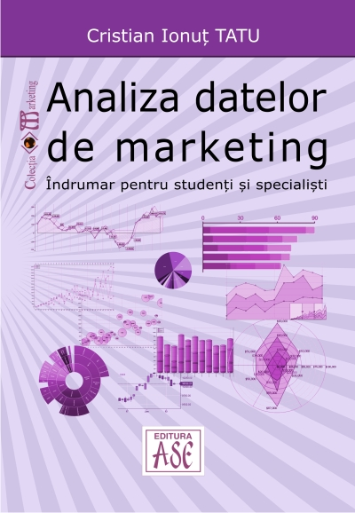 Analysis of marketing data. Guidance for students and specialists