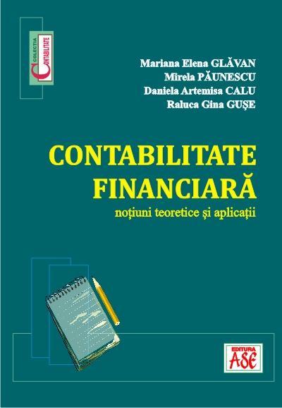 Contabilitate financiara. Notiuni teoretice si aplicatii