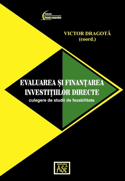Evaluation and direct investment finance: feasibility studies collection