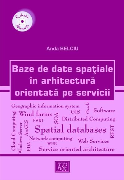 Spatial databases in service oriented architecture