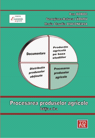 Processing of agricultural products, Second Edition
