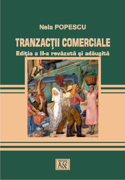 Commercial transaction. Second Edition Revised and Enlarged
