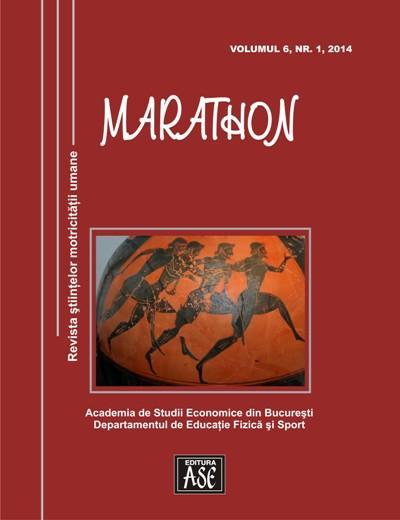 MARATHON - Revista stiintelor motricitatii umane