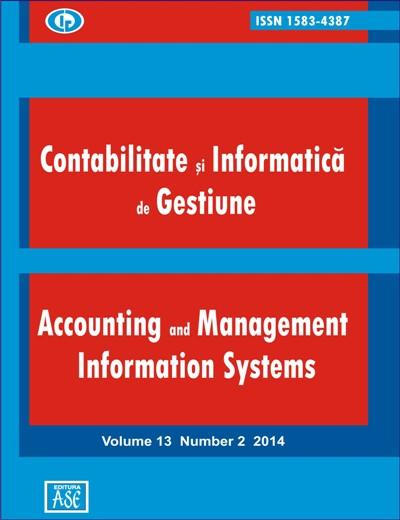 ACCOUNTING AND MANAGEMENT INFORMATION SYSTEMS